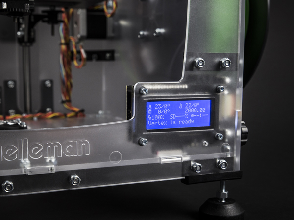 Velleman Vertex K8400 - 3D Printer