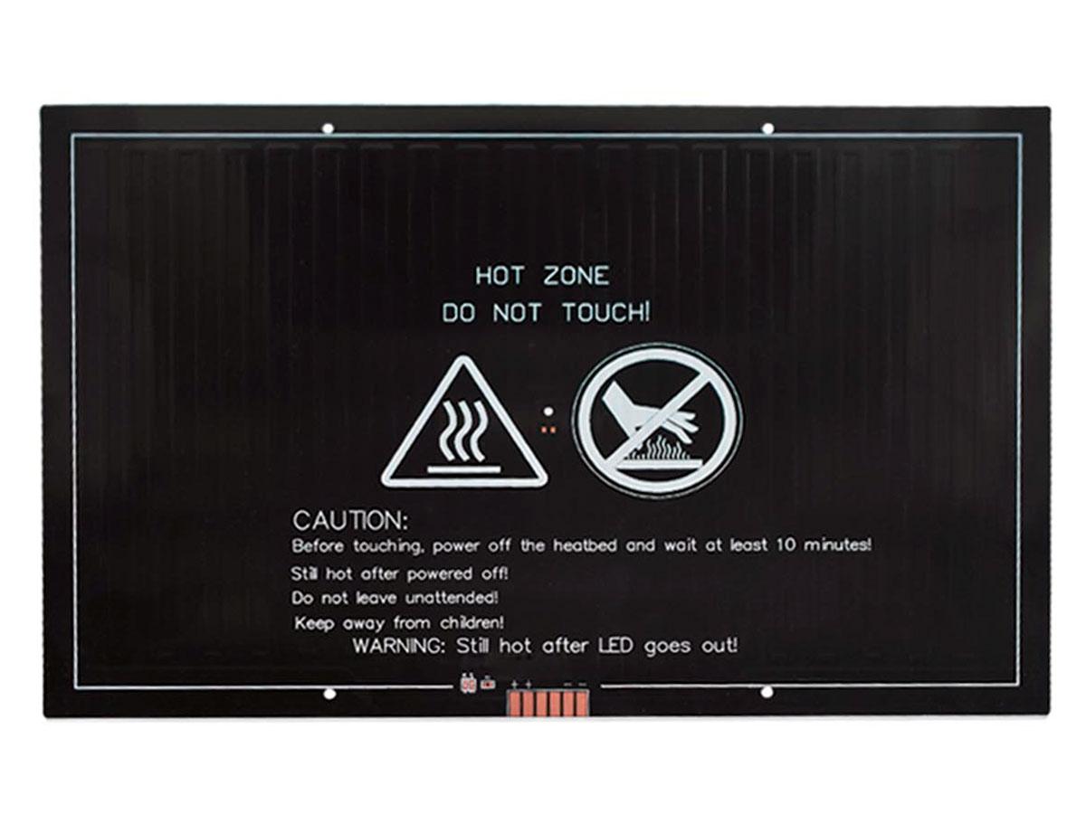 3D Printer Hot Bed - 300 x 200 x 3 mm
