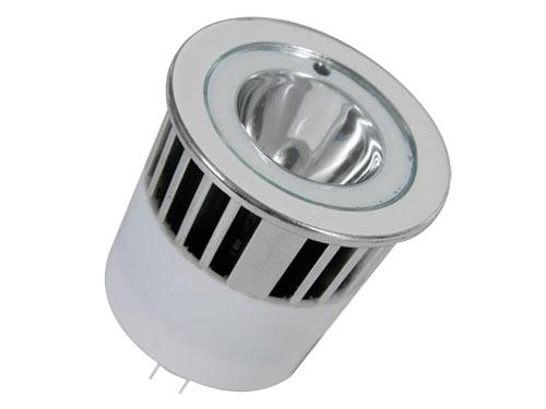 BOMBILLA LED RGB MR16 12V 5W