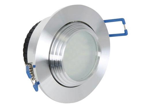 FOCO LED EMPOTRAR BLANCO NEUTRO 220V 3W 120º