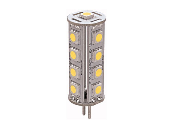 BOMBILLA LED BLANCO CALIDO G4 1,4..1,8W 12V