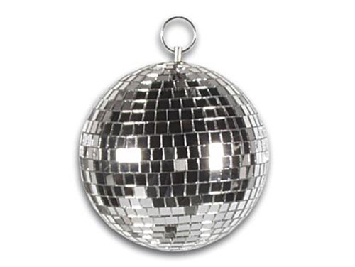 10 cm Mirror Ball - VDL10MB