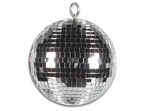 20 cm Mirror Ball - VDL20MB