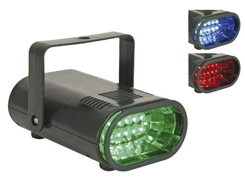 Stroboscope à LED RGB - VDLL10ST