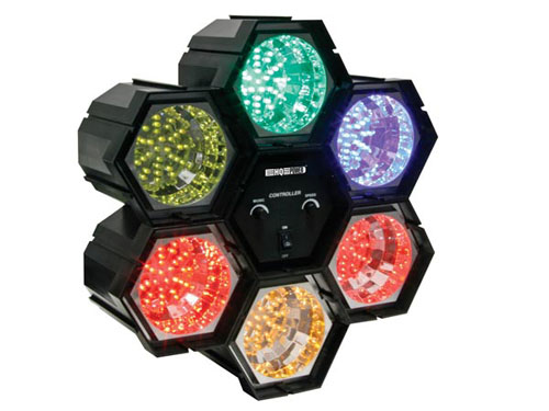 Modular Running Light - 6 x 36 LEDs - VDLL6RL2
