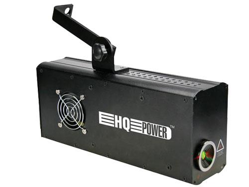 EFECTO LASER ROJO - VERDE - AMARILLO 10 CANALES DMX 160MW
