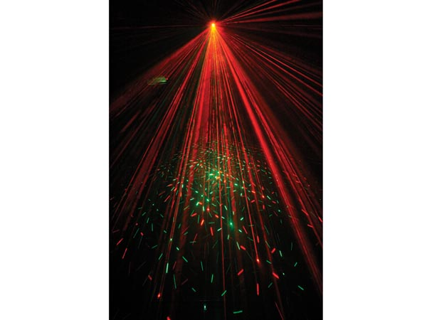 Red - Green Laser with Firefly Effect 130 mW - FIREFLY 130 RG