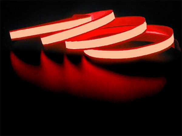 ElectroLuminescent Tape 1 m - Red