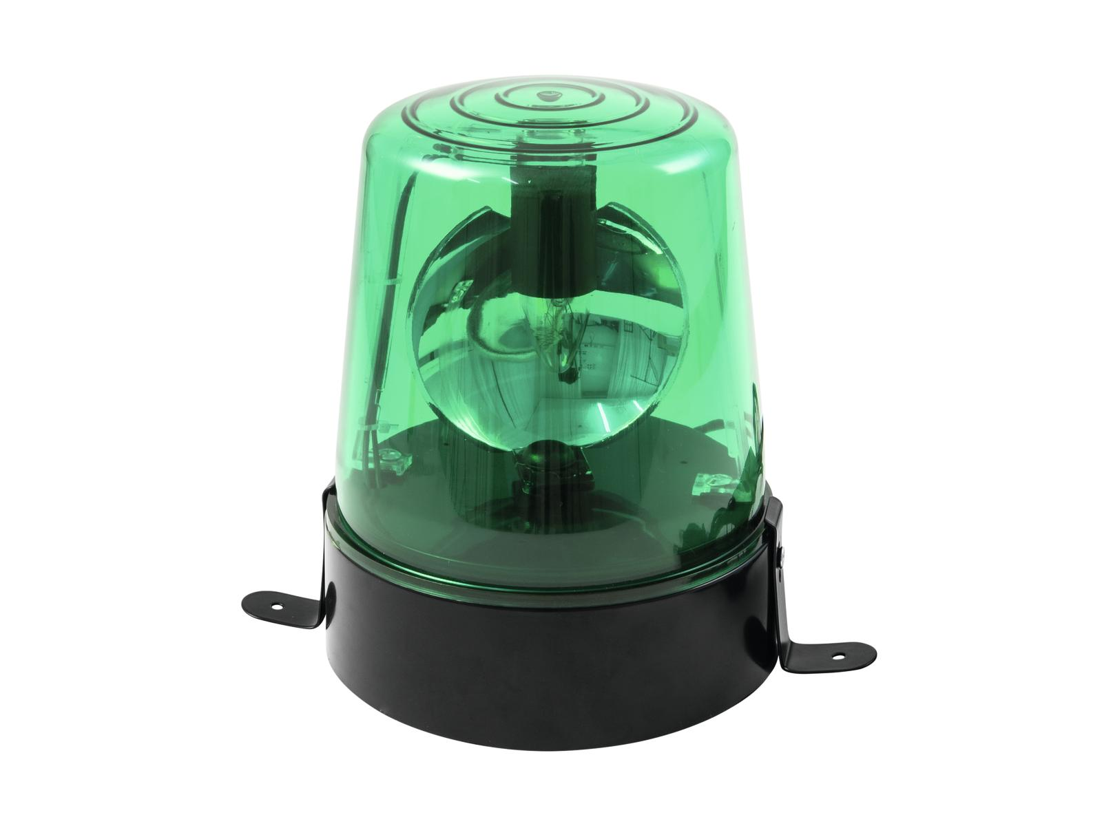 Rotating Light - Green - 230 V