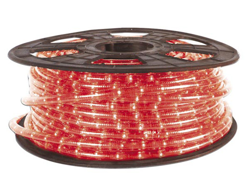 Incandescent Red Rope Light - RL45R