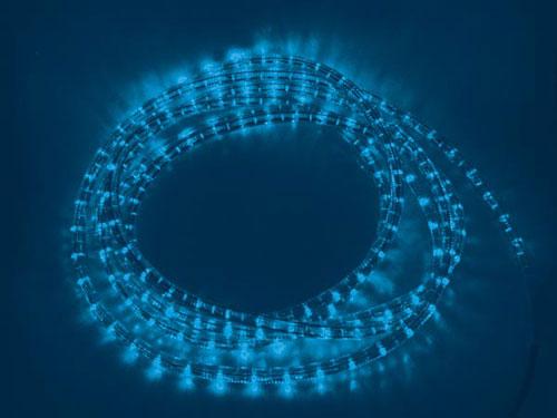 MANGUERA LUMINOSA LEDs AZUL- 5M CON CONEXION