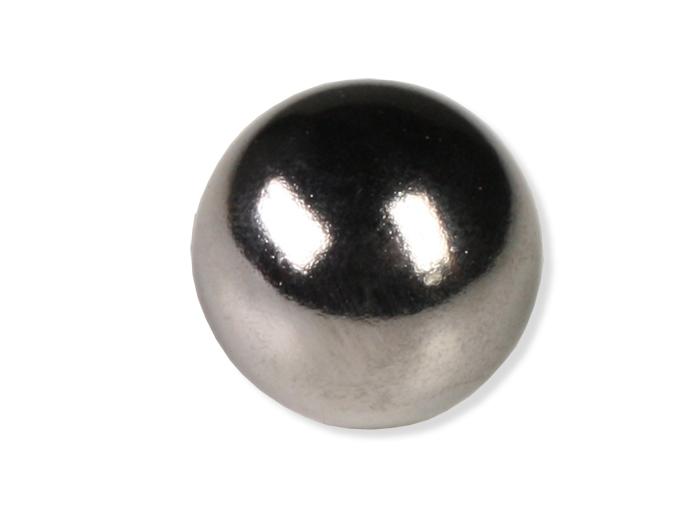 Aimant Néodyme - sphère Ø19 mm - N38