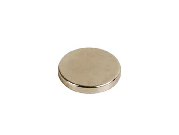 Neodymium magnet - disc Ø18 x 3 mm - N40