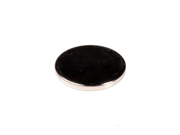 Imán de Neodimio - Disco Ø30 x 3 mm - N40