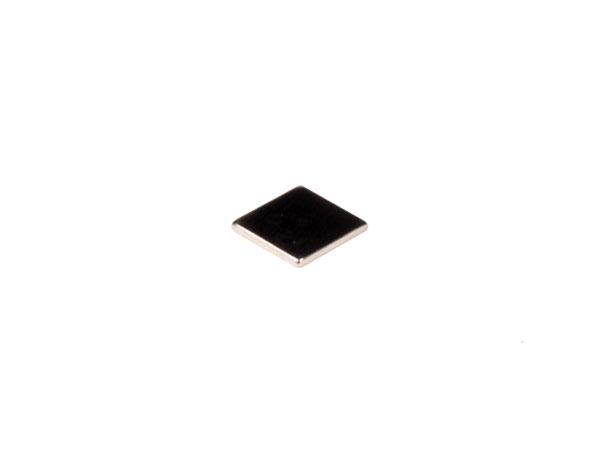 Imán de Neodimio - 10 x 10 x 1 mm - N45