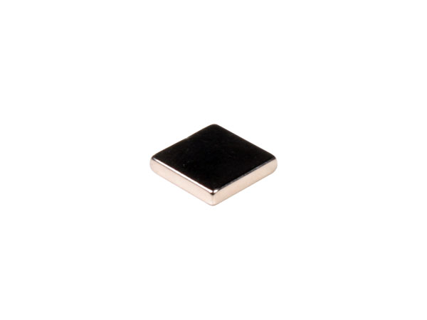 Aimant néodyme - 15 x 15 x 3 mm - N45