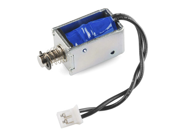 Solenoïde 5 V - mini - ROB-11015