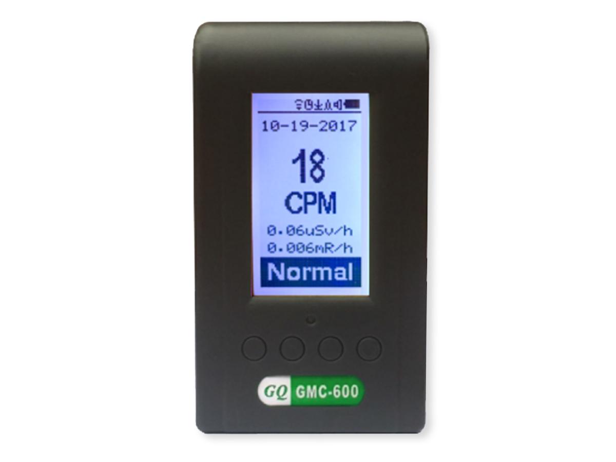 GQ GMC-600 PLUS - GQ GMC-600 PLUS - Geiger Counter