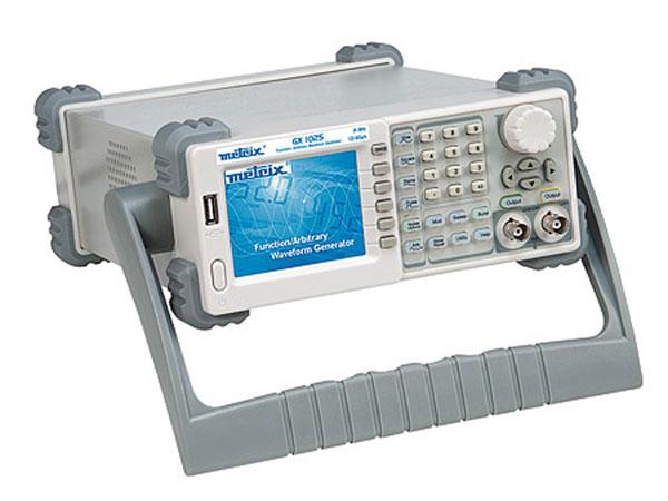 GENERADOR ARBITRARIO DE FORMA DE ONDA METRIX GX1025 - 25 MHz