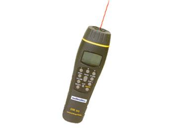 Télémètre numérique à ultrasons avec laser - MULTIMETRIX DM90