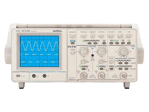 Osciloscópio pc 2 canais METRIX OX803BS