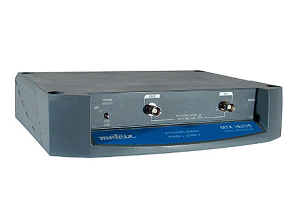 OSCILOSCOPIO PC 2 CANALES 60MHz MTX162UE