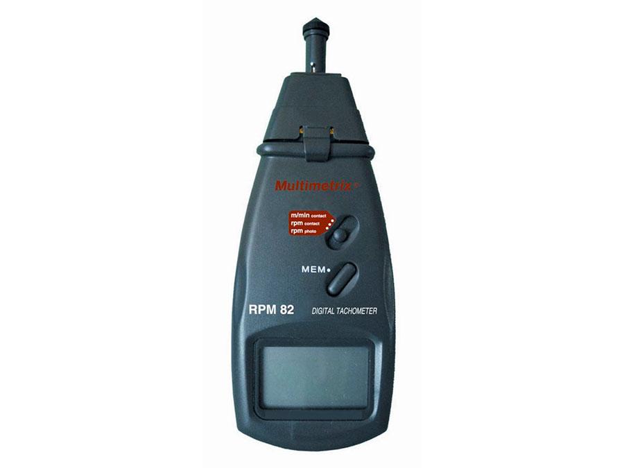 MULTIMETRIX RPM82 -Tachymètre Numérique - RPM82