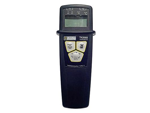 TERMOMETRO DIGITAL TERMOPAR CHAUVIN ARNOUX TK2002