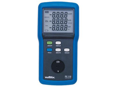 VATIMETRO DIGITAL METRIX PX110