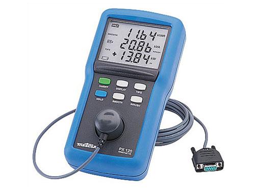 Wattímetro digital METRIX PX120