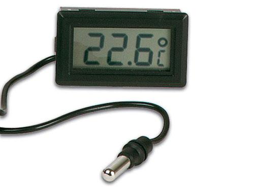 Termómetro Digital de Panel con Cristal Líquido - PMTEMP1