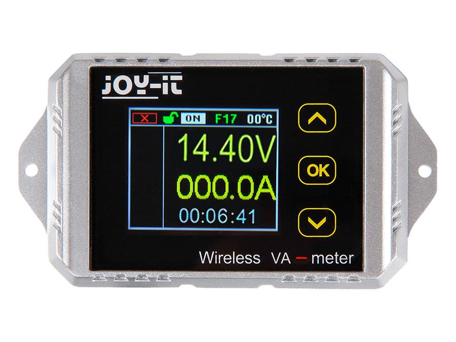jOY-it COM-VAX1030 - Instrument multifonction sans fil / USB - 30 A