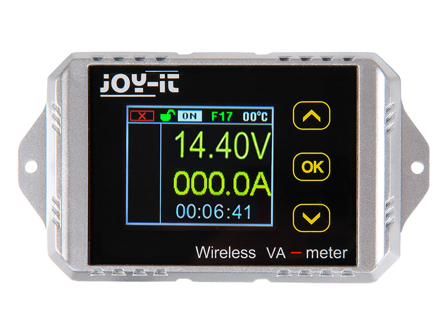 jOY-it COM-VAX1030 - Instrumento de painel multifuncional sem fio / USB - 30A