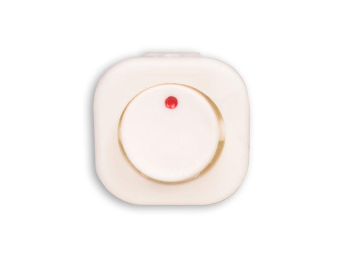 Interrupteur à Bascule 2P 1C - Blanc - 11.477.I/B