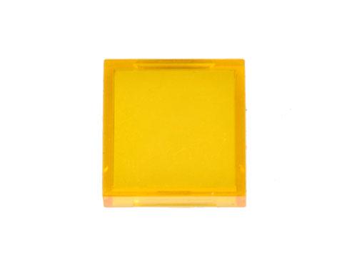 LENTE SWISSTAC 15,2 x 15,2 mm - AMARILLA