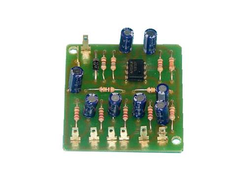Kit CEBEK PM-10 - Prévio mono misturador de 4 canais