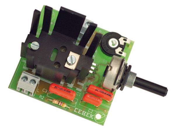 Cebek - AC 1500 W Motor Speed Regulator Module - R-10