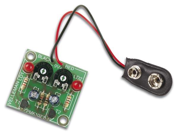 MINIKIT LEDs INTERMITENTES - MK102