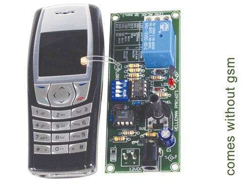 MINIKIT CONTROL REMOTO POR TELEFONO - MK160
