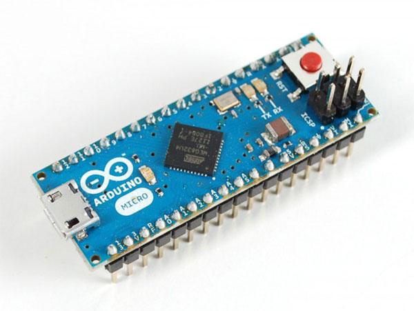 Arduino MICRO - 5 V - 16 Mhz Board - A000053