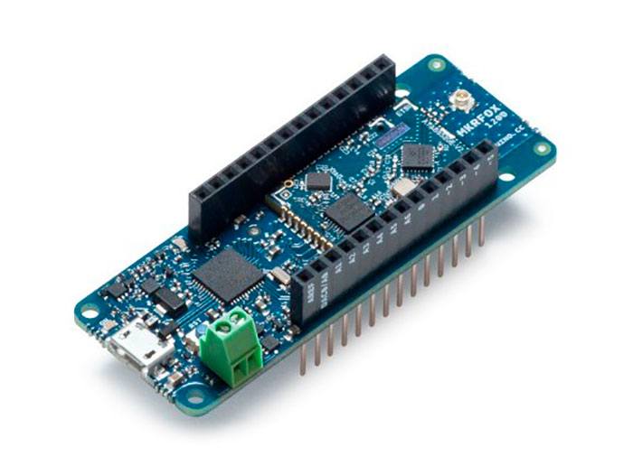 Arduino MKR FOX 1200 - Placa de Funcionalidade ZERO + Conectividade SigFox - 5 V - 32.768 Khz - 48 Mhz - MKRFOX1200WANT