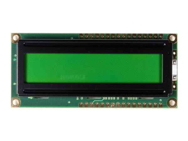 MODULO LCD ALFANUMERICO 16X2 CON BACKLIGHT