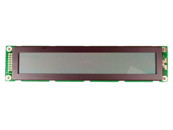 MODULO LCD ALFANUMERICO 20X1 CON BACKLIGHT