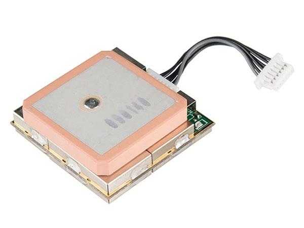 MODULO RECEPTOR GPS EM-506 (Remplaza al EM-406A)