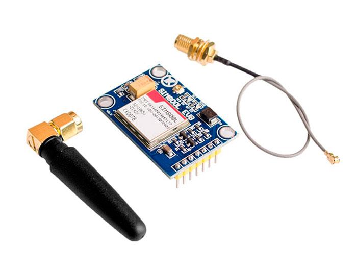 SIM800L V2.0 - Módulo GPRS GSM 850/900/1800/1900 MHz