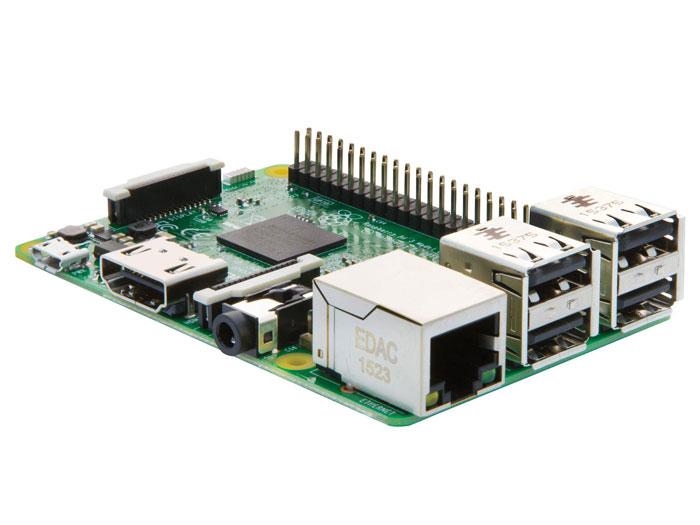 Raspberry Pi Raspberry-PI-3B+ - Computer Card
