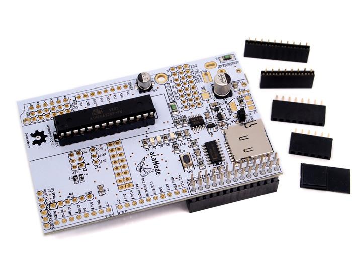 WyoLum AlaMode - Arduino Compatible Board