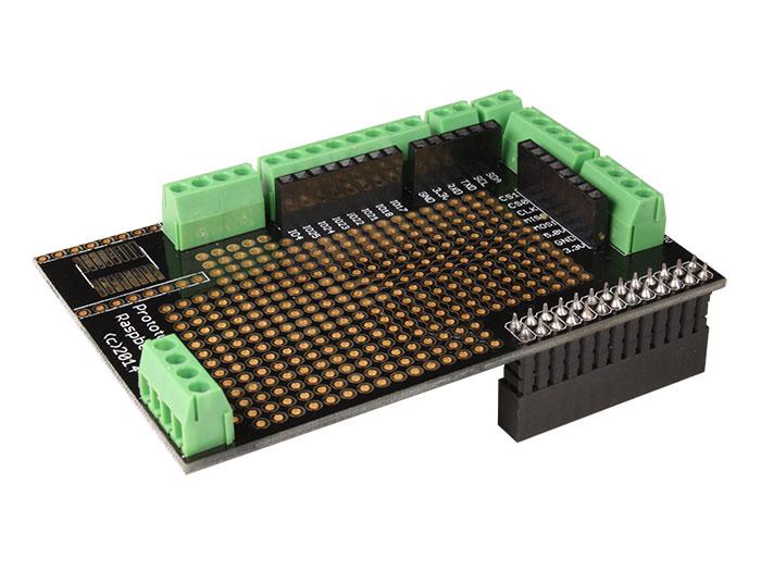 Seeed Studio - Tarjeta de Prototipos para Raspberry Pi - 103990033
