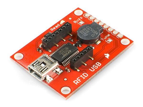 MODULO LECTOR RFID USB