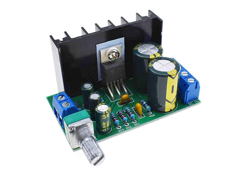 Módulo Amplificador Audio TDA2050 - 1X32W